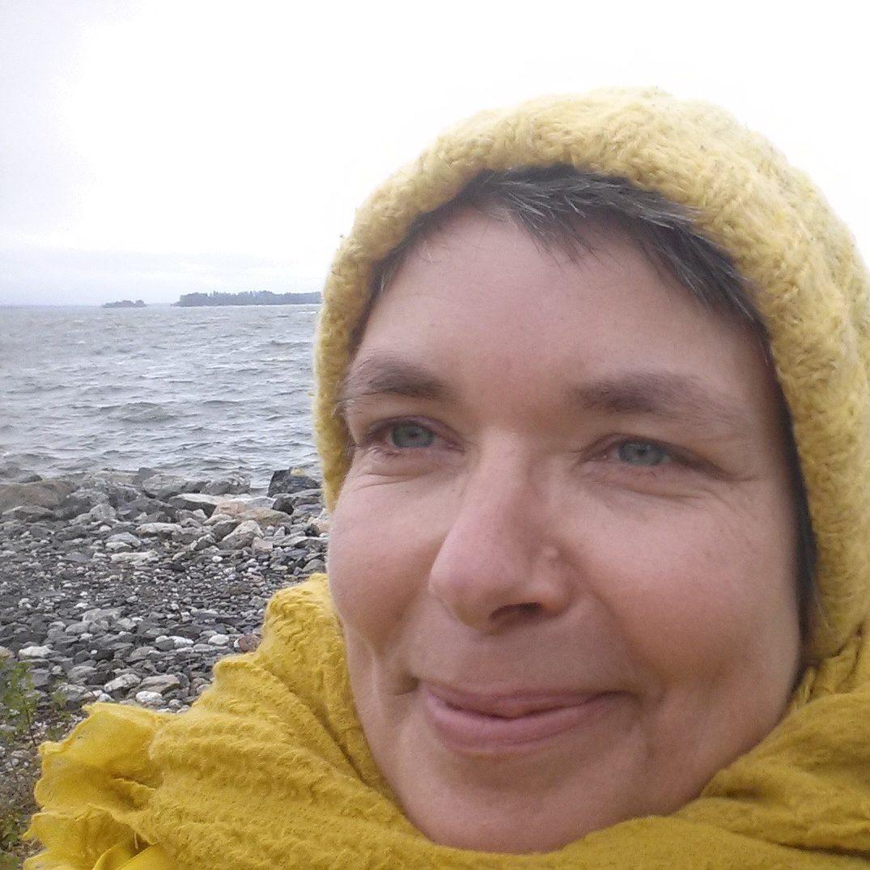 kalkkis selfie ranta rajattu vielä - Hanna Holma
